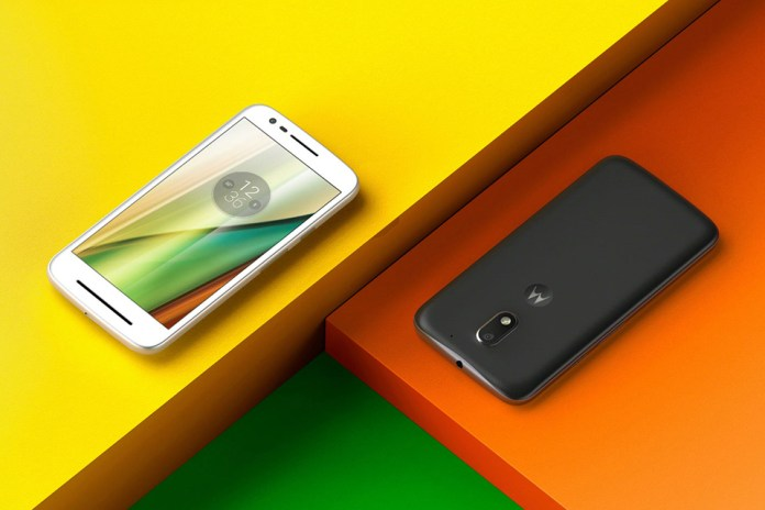 Motorola Has Unveiled Its Moto E3 Phone