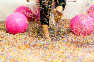 New York's Museum of Ice Cream Includes a Gigantic Pool of Sprinkles
