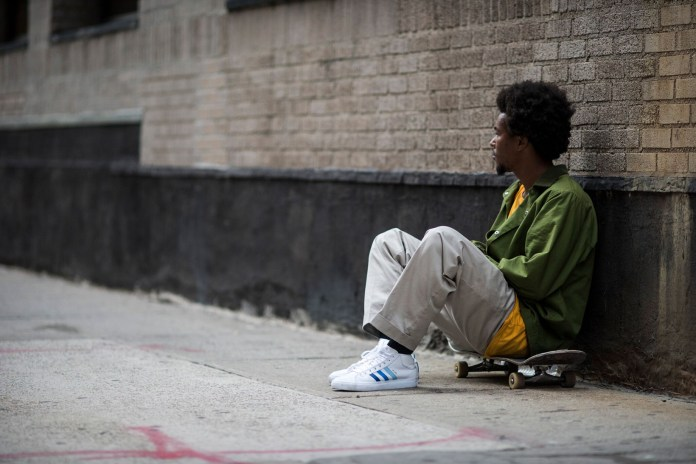 adidas Skateboarding Introduces a Limited-Edition Matchcourt Mid for Na-Kel Smith