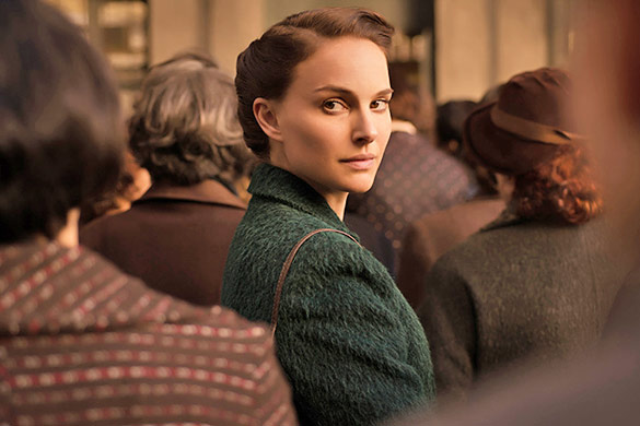 """Natalie Portman Makes Her Directorial Debut With """"A Tale of Love and Darkness"""""""