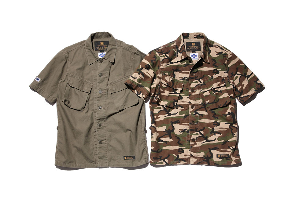 NEIGHBORHOOD x MADNESS Team up on a Rugged Military-Inspired Capsule Collection
