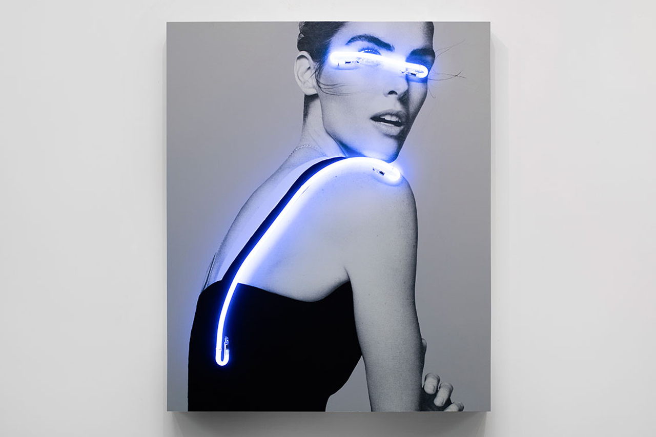 """Neon Lights and B&W Photography in Javier Martín's """"Blindness Collection"""""""