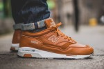 Picture of All Tan Leather For The Latest New Balance 1500
