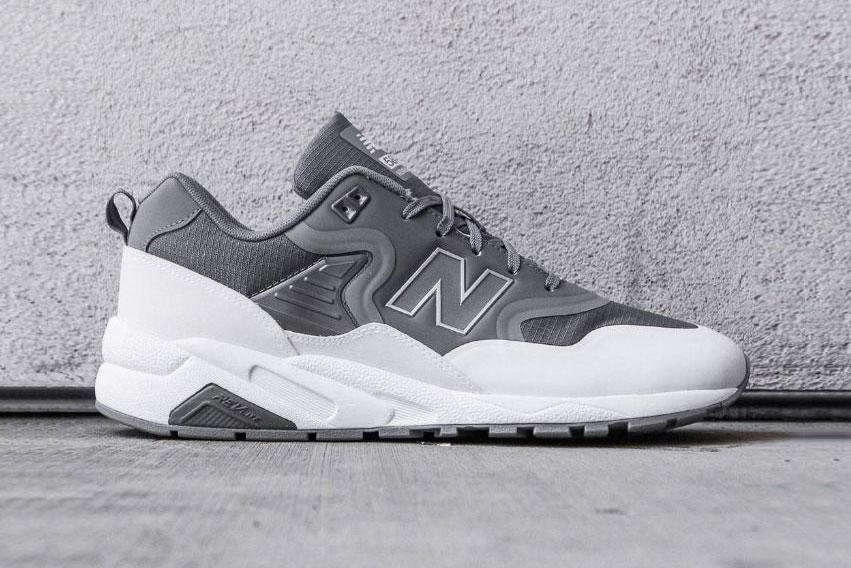 """New Balance 580 Re-Engineered """"Gray/White"""""""
