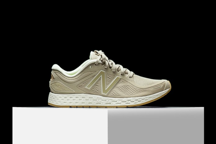 "New Balance Fresh Foam Zante V2 Drops in a ""Tumbleweed"" Colorway Option"