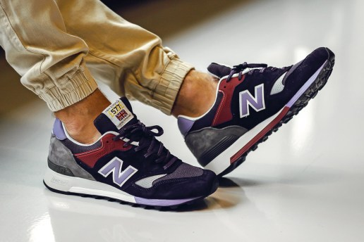 New Balance's M577ETP Returns in Rich Purple Hues