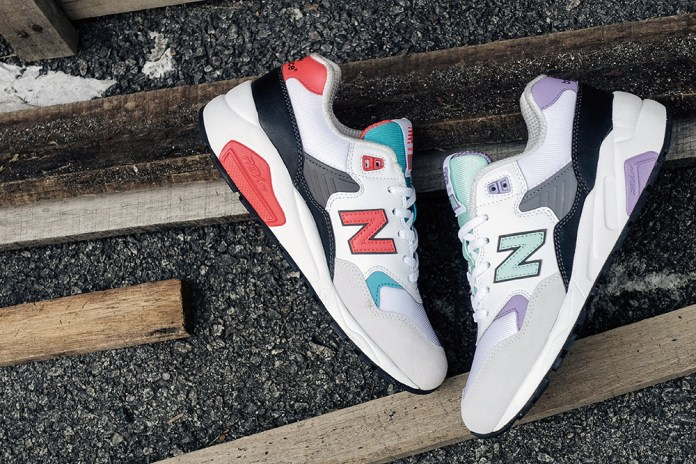 This Pastel New Balance WRT580PA Celebrates Summer With Nostalgia