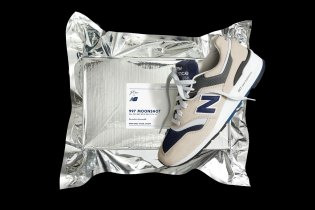 "New Balance and J.Crew Celebrate Mankind's Giant Leap With a ""Moonshot"" 997"