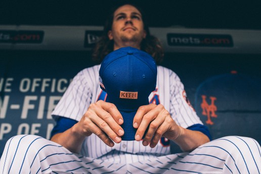 New Era x KITH Celebrate NYC Baseball Tradition via Subway Series Lookbook