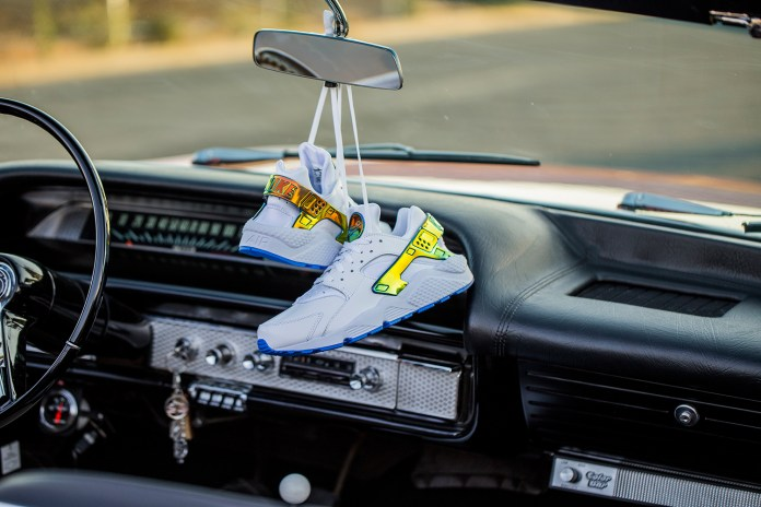 "Nice Kicks Celebrates the Opening of LA Store With ""Lowrider"" Huaraches"