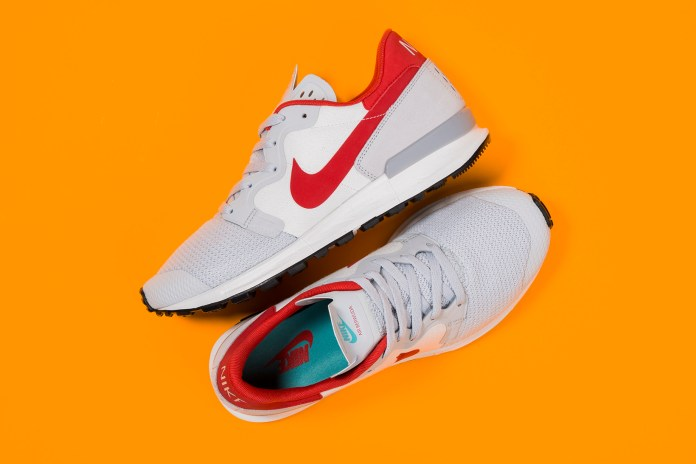"""Nike's New Air Berwuda """"Pure Platinum"""" Is a Modern Rework on a Classic Running Silhouette"""