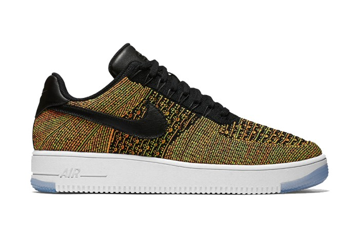 Nike Introduces Another Multicolored Air Force 1 Ultra Flyknit