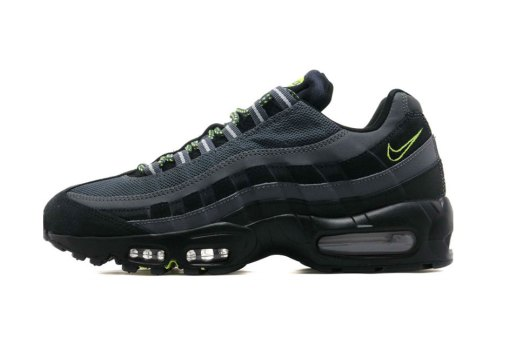 """This Nike Air Max 95 Reverses the OG """"Neon"""" Colorway"""