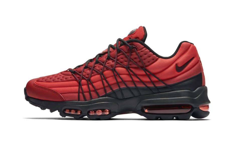 "The Nike Air Max 95 Ultra SE ""Gym Red"" Is a Future Classic"