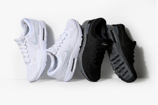 These New Tonal Nike Air Max Zeroes Will Make Your Sneaker Choices Less Complicated