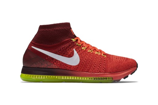"Nike Air Zoom All Out Flyknit ""Bright Crimson"""