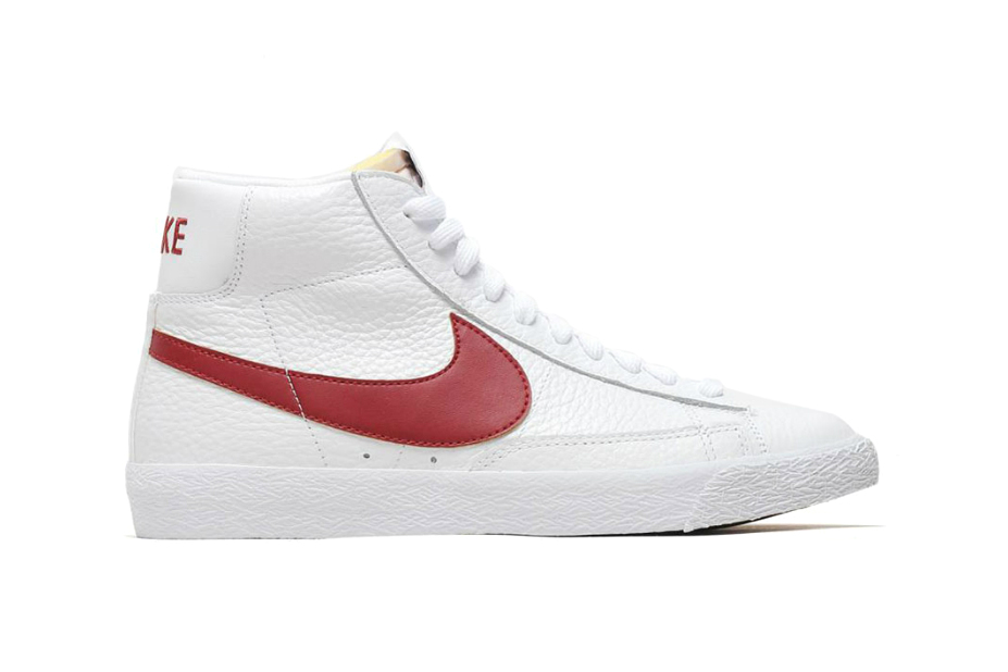 Nike Blazer Mid Marks Its Return in Two Retro Colorway Options