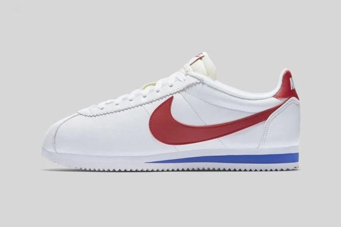 The Nike Classic Cortez OG Returns With the Forrest Gump Look