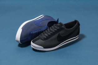 """Nike Releases the Cortez '72 QS in """"Black"""" and """"Loyal Blue"""""""