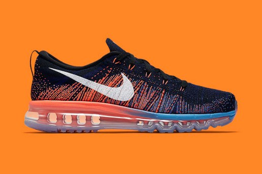 Nike's Latest Flyknit Air Max Fits Right In With Any NYC Sports Fan