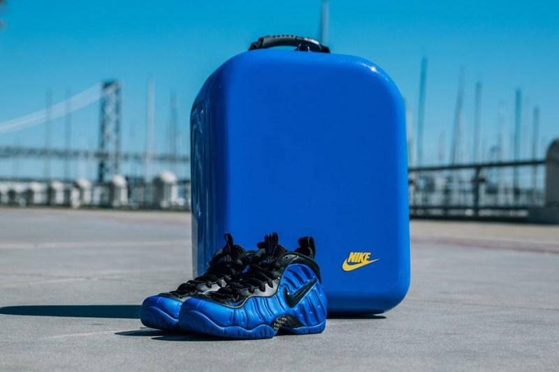 Nike Offers Special Packaging for Foamposites at Golden Air