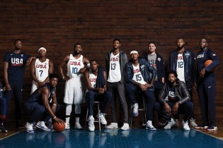 Did the U.S. Olympics Basketball Team Purposefully Hide adidas in This Promo Photo?