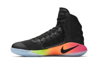 "Nike Introduces a Colorful ""Unlimited"" Hyperdunk 2016"