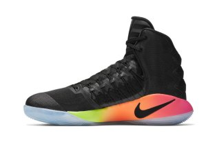 """Nike Introduces a Colorful """"Unlimited"""" Hyperdunk 2016"""