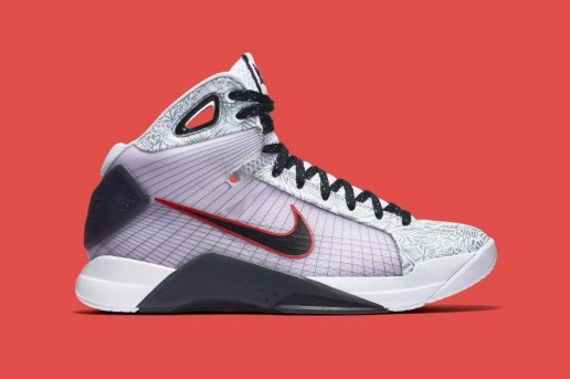 "Nike's ""United We Rise"" Hyperdunk Returns After 8 Years"