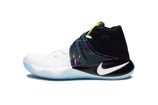"Nike Celebrates Kyrie Irving With the Kyrie 2 ""Parade"" Release"