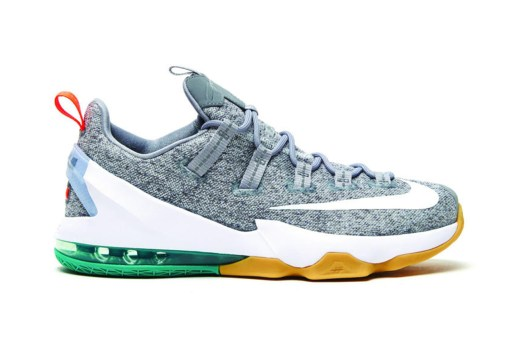 Nike LeBron 13 Low Releases a Surprise Colorway