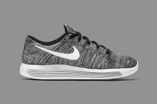 "The Nike LunarEpic Flyknit Gets Dunked in an ""Oreo"" Colorway"