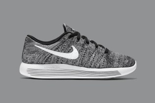 """The Nike LunarEpic Flyknit Gets Dunked in an """"Oreo"""" Colorway"""