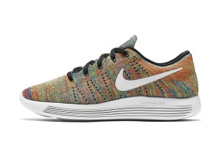 Nike's LunarEpic Flyknit Low Gets a Multicolored Makeover