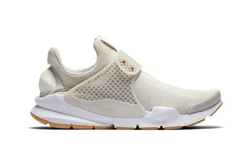 "Nike Gives the Sock Dart a Summer-Ready ""Light Bone"" Makeover"