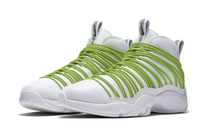 "Nike Transforms Gary Payton's ""The Glove"" Sneaker Into the Zoom Cabos"