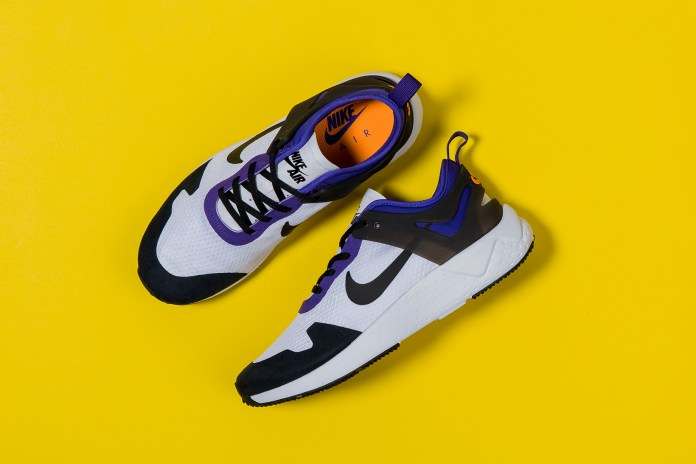 "Nike Zoom Light QS ""White/Black"""