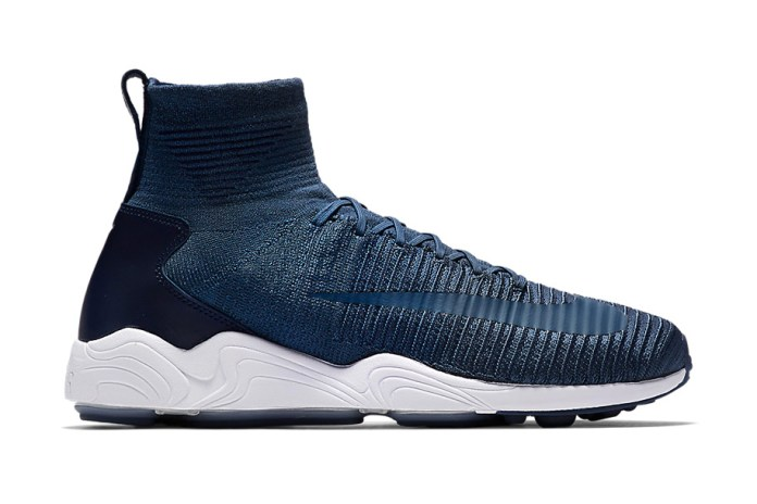 """Nike's Zoom Mercurial Flyknit Gets a """"Squadron Blue"""" Colorway"""