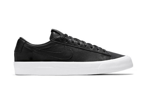 NikeLab Releases the Blazer Low in Two Premium Constructions