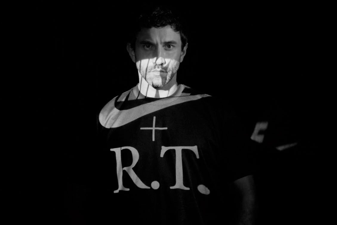 NikeLab x Riccardo Tisci's Behind the Scenes Video