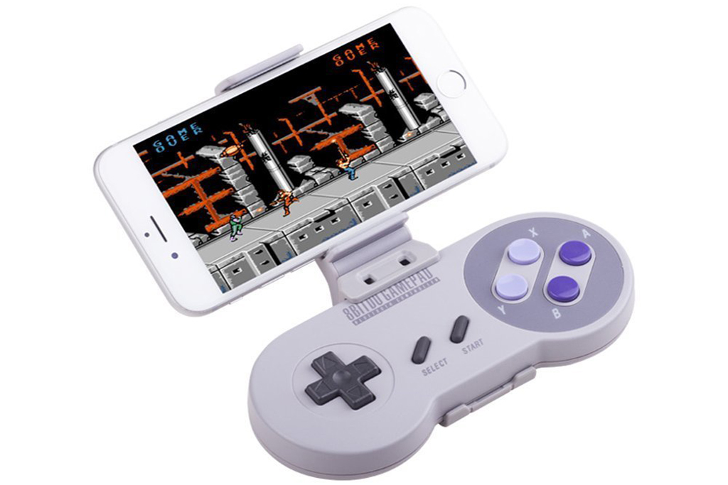 Nintendo Controllers for Smartphones May Be on the Way