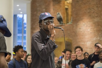 No Vacancy Inn, NY Theo and Venus X Take Over the Brooklyn Museum