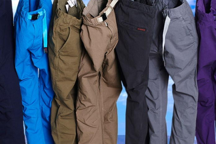 nonnative & Gramicci's Climber Pants Are Equally Fit for the Outdoors & Daily Use