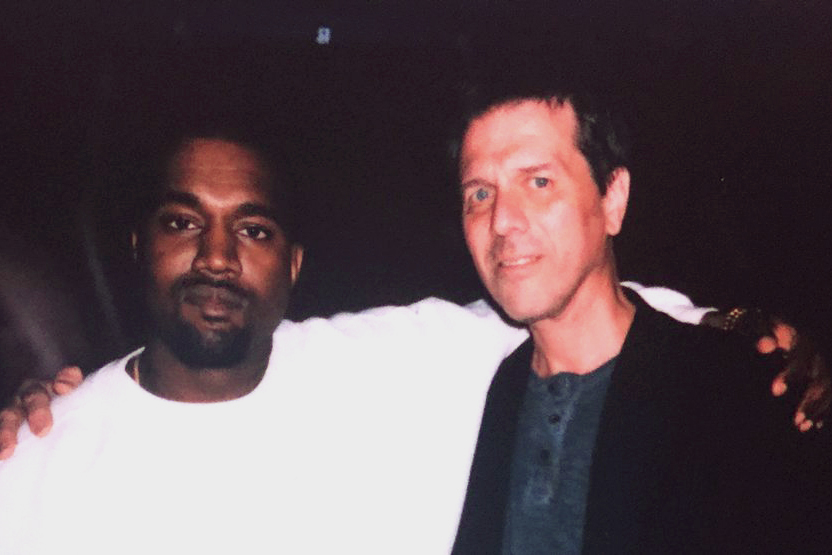 """The Artist Whose Work Inspired the """"Famous"""" Video Compares Kanye West to Andy Warhol"""