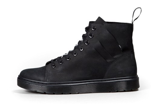 OFF-WHITE Blacks out the Iconic Dr. Martens Talib Boot