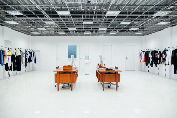 Here's a First Look Inside the Upcoming OFF-WHITE Tokyo Flagship Store