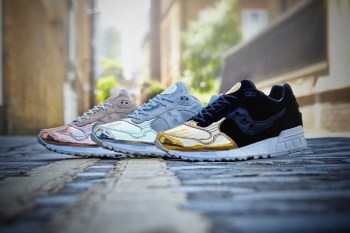Offspring and Saucony Drop an Olympics-Inspired Pack