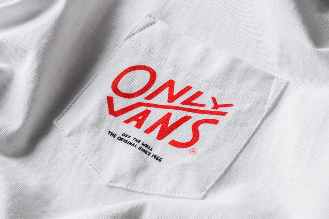 ONLY NY & Vans Reveal a Special Co-Branded Collaboration