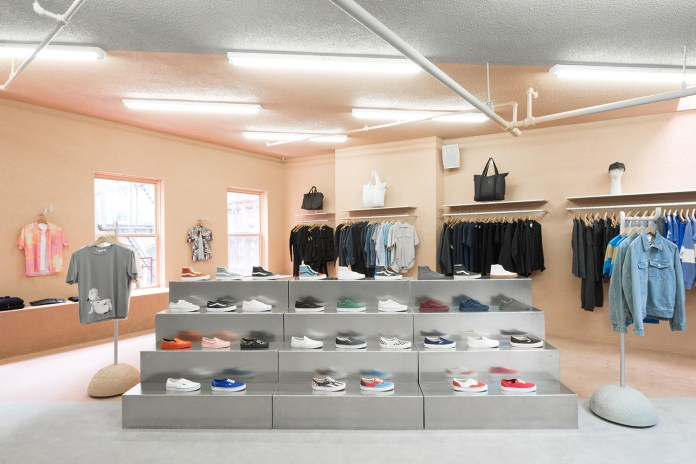 Vans Sets up Shop Within Opening Ceremony's NYC Flagship Store