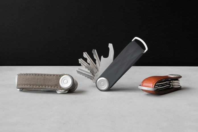 Silence Your Jangling Keys With the New Orbitkey